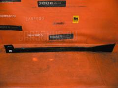 Порог кузова пластиковый ( обвес ) TOYOTA CELICA ZZT230