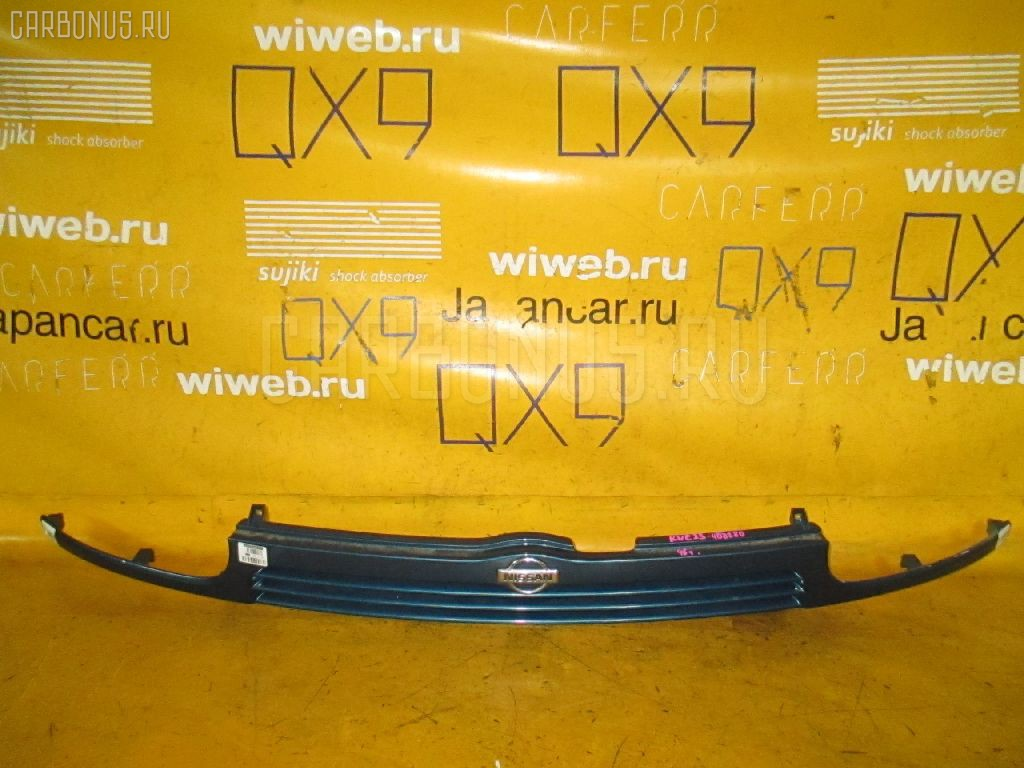 Решетка радиатора NISSAN SERENA KVC23. Фото 6