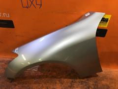 Крыло переднее на Nissan Skyline CPV35, Левое расположение