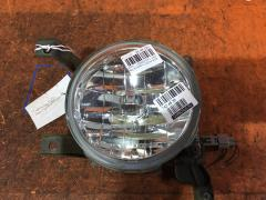 Туманка бамперная на Subaru Legacy Lancaster BH9 114-20649, Левое расположение