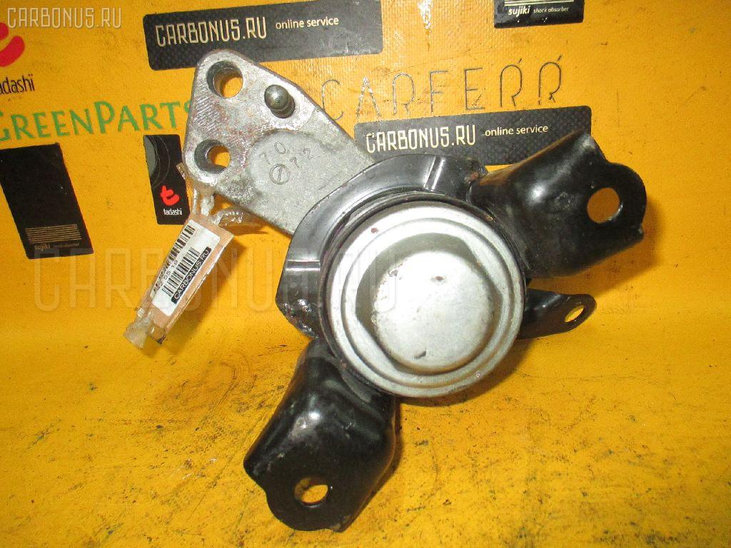 Подушка двигателя TOYOTA COROLLA NZE121 1NZ-FE. Фото 10