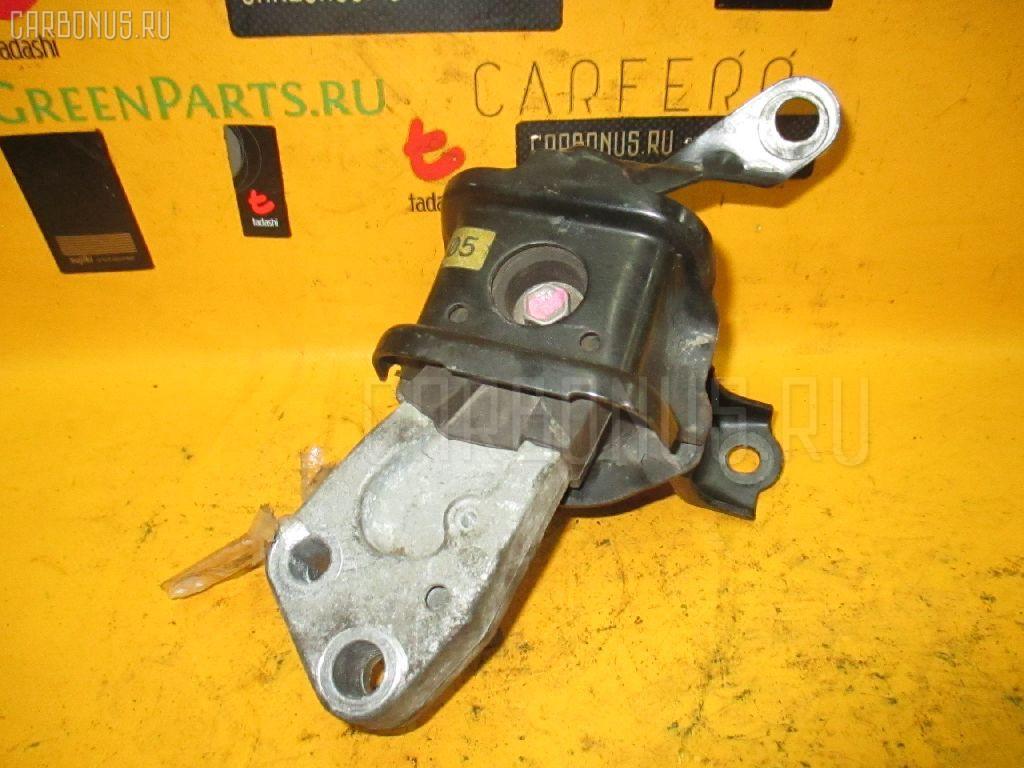 Подушка двигателя TOYOTA COROLLA NZE121 1NZ-FE. Фото 11
