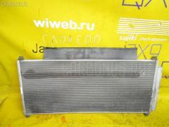 Радиатор кондиционера HONDA FIT GE7 L13A