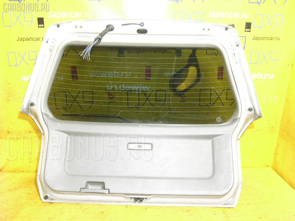 Дверь задняя MITSUBISHI CHARIOT GRANDIS N94W. Фото 7