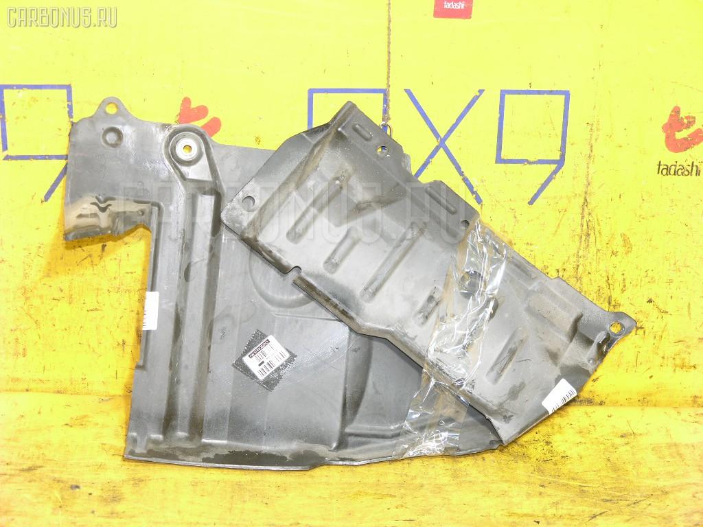 Защита двигателя NISSAN X-TRAIL NT30 QR20DE. Фото 8