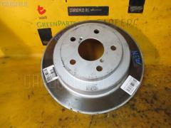 Тормозной диск SUBARU FORESTER SF5 EJ20-T Заднее