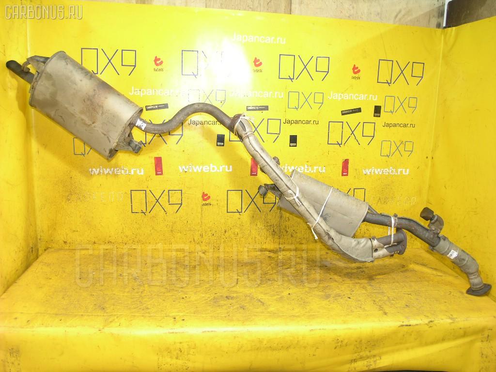 Глушитель TOYOTA GX90 1G-FE. Фото 3