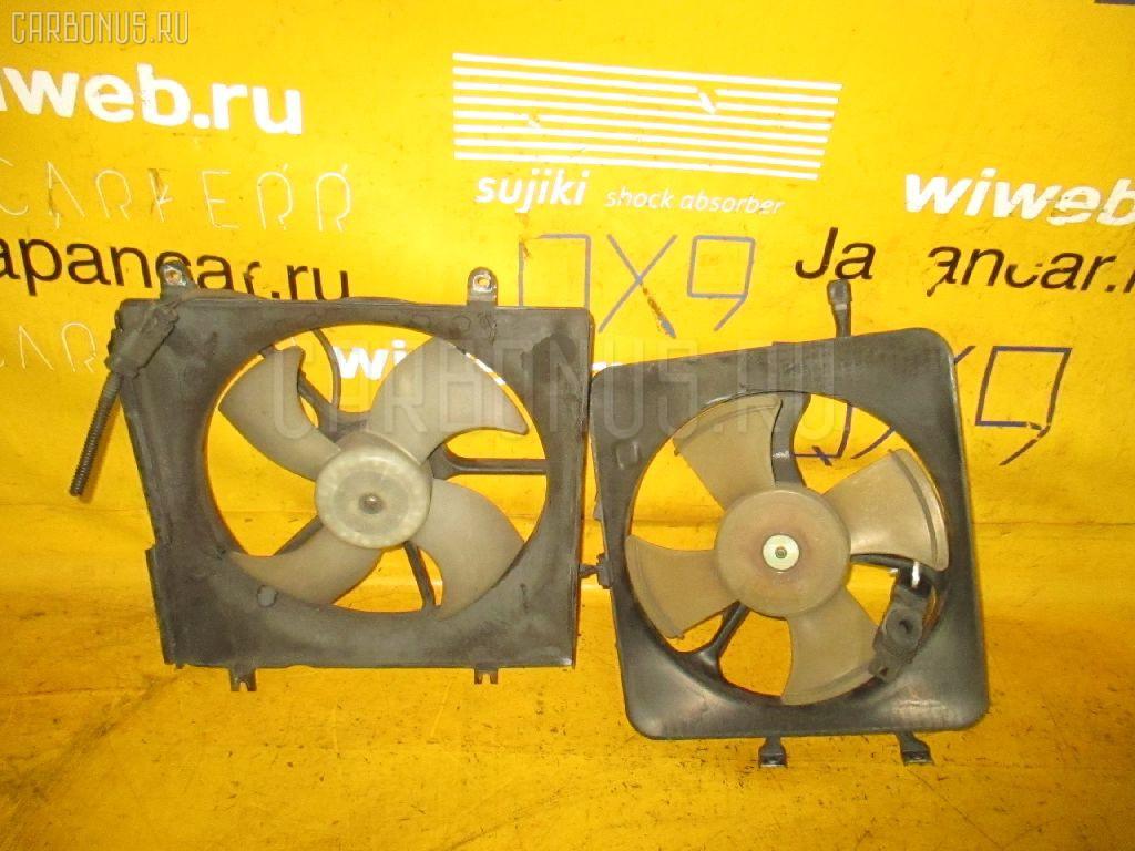 Вентилятор радиатора ДВС HONDA CR-V RD1 B20B. Фото 6