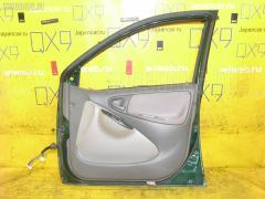 Дверь боковая TOYOTA VITZ SCP10 Переднее Правое