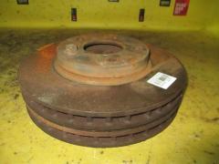 Тормозной диск на Nissan Cedric HY34 VQ30DD Фото 2