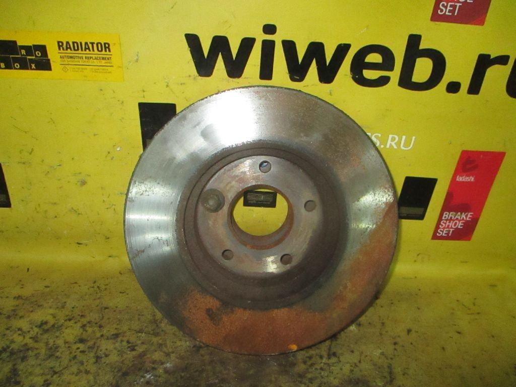 Тормозной диск на Nissan Cedric HY34 VQ30DD Фото 1