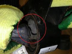 Подушка двигателя Mazda Capella wagon GWEW FS-DE Фото 3