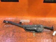 Глушитель на Subaru Forester SG5 EJ203, Переднее расположение
