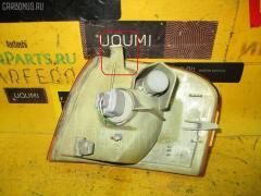 Поворотник к фаре на Toyota Sprinter Carib AE115G 12-429, Правое расположение