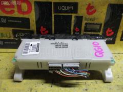Блок управления климатконтроля NISSAN BLUEBIRD SYLPHY QG10 QG18DE 27500-6N100