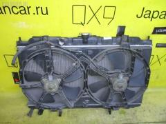Радиатор ДВС NISSAN SUNNY FB15 QG15DE