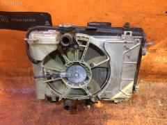 Радиатор ДВС TOYOTA VITZ KSP90 1KR-FE