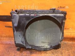 Радиатор ДВС NISSAN ELGRAND E51 VQ35DE