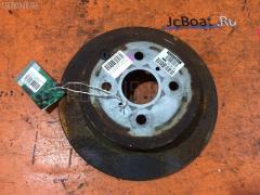 Тормозной диск TOYOTA IST NCP61 1NZ-FE Заднее