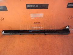 Порог кузова пластиковый ( обвес ) NISSAN MARCH K12