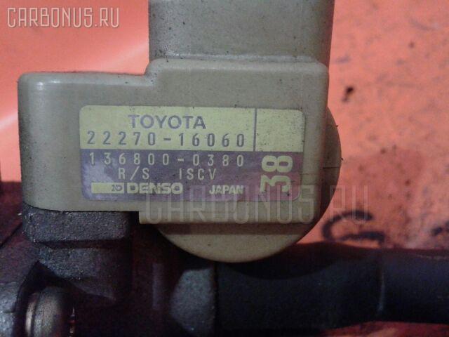 Дроссельная заслонка TOYOTA SPRINTER CARIB AE115G 7A-FE. Фото 2