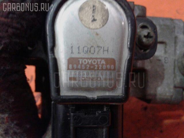 Дроссельная заслонка TOYOTA SPRINTER CARIB AE115G 7A-FE. Фото 1