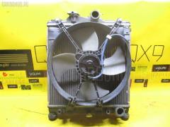 Радиатор ДВС на Honda Partner EY7 D15B