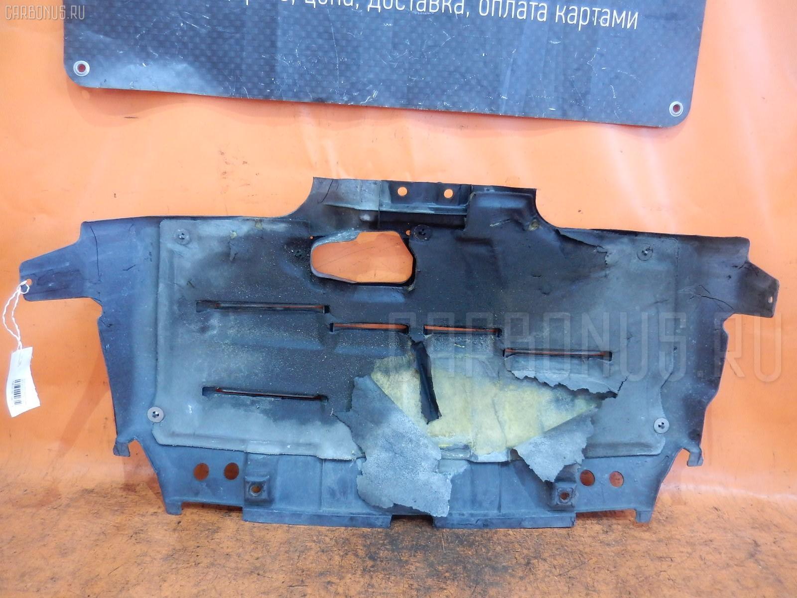 Защита двигателя Subaru Forester SF5 EJ201 Фото 1