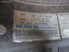 Диск литой R17 R17/5-100/7JJ/ET+44 7JJ ET+44 RAYS VOLK RACING WINDOM