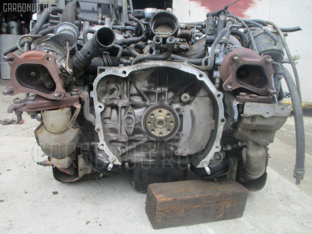 Двигатель Subaru Legacy wagon BH5 EJ208 Фото 1