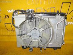 Радиатор ДВС TOYOTA VITZ SCP90 2SZ-FE