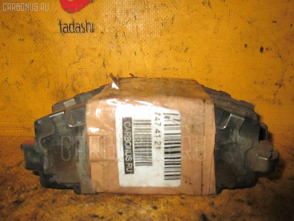 Тормозные колодки TOYOTA VITZ SCP90 2SZ-FE. Фото 7