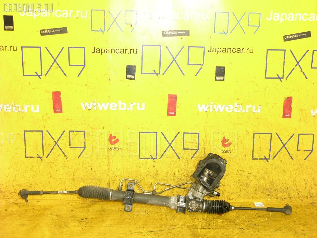 Рулевая рейка NISSAN CUBE ANZ10 CGA3DE. Фото 8
