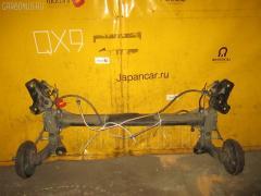 Балка подвески на Peugeot 1007 KMKFV KFV-TU3JP VF3KMKFVC20089923 5148.J2  4247.46  5131.C6, Заднее расположение