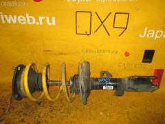 Стойка амортизатора TOYOTA ISIS ANM15G 1AZ-FSE Переднее Левое