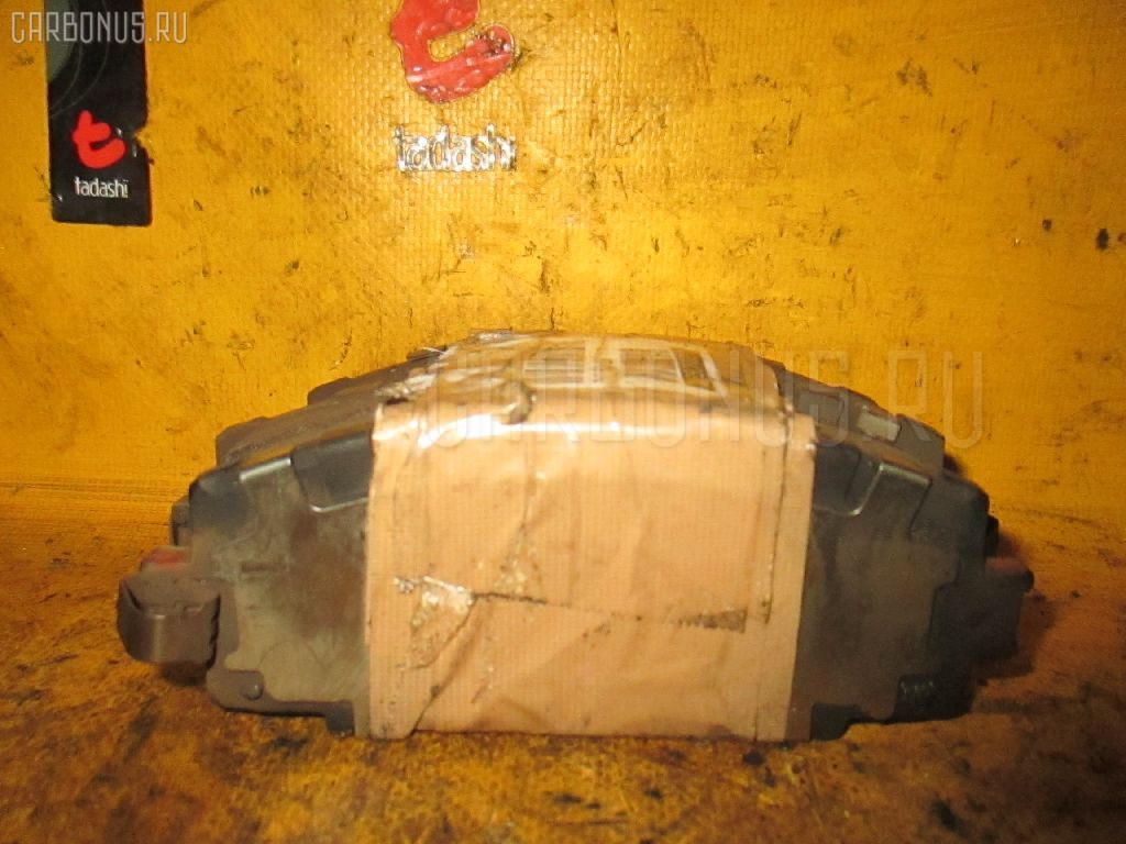 Тормозные колодки TOYOTA VITZ SCP90 2SZ-FE. Фото 9