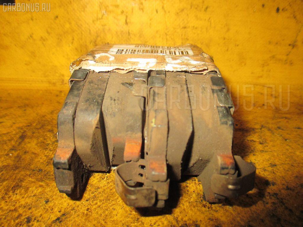 Тормозные колодки TOYOTA VITZ SCP90 2SZ-FE. Фото 10