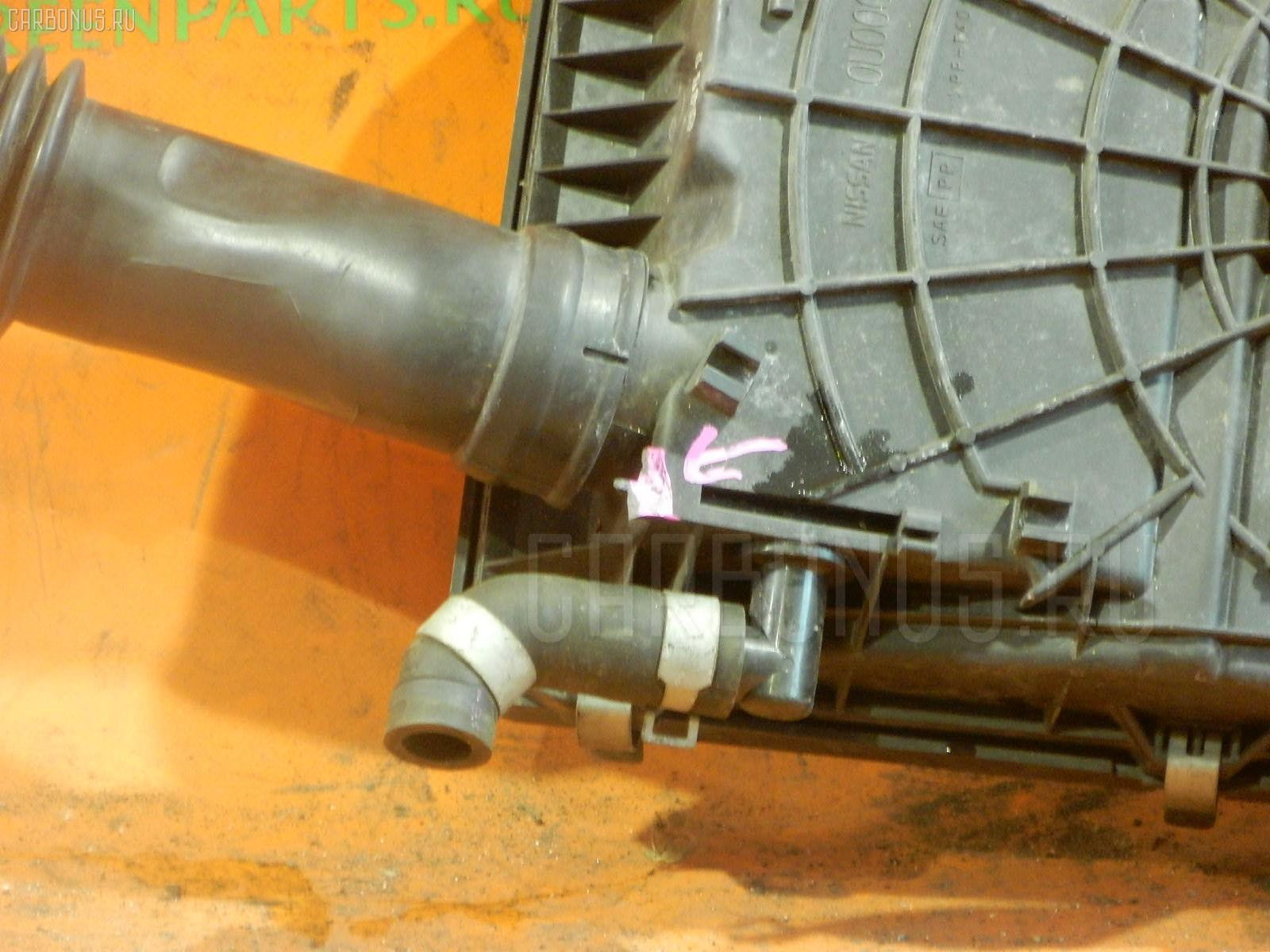 Корпус воздушного фильтра NISSAN CUBE AZ10 CGA3DE. Фото 8