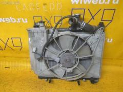 Радиатор ДВС TOYOTA BB NCP31 1NZ-FE
