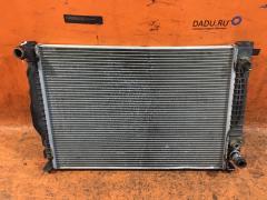Радиатор ДВС на Audi A6 4B