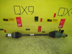 Привод на Subaru Outback BP9 EJ25, Переднее расположение