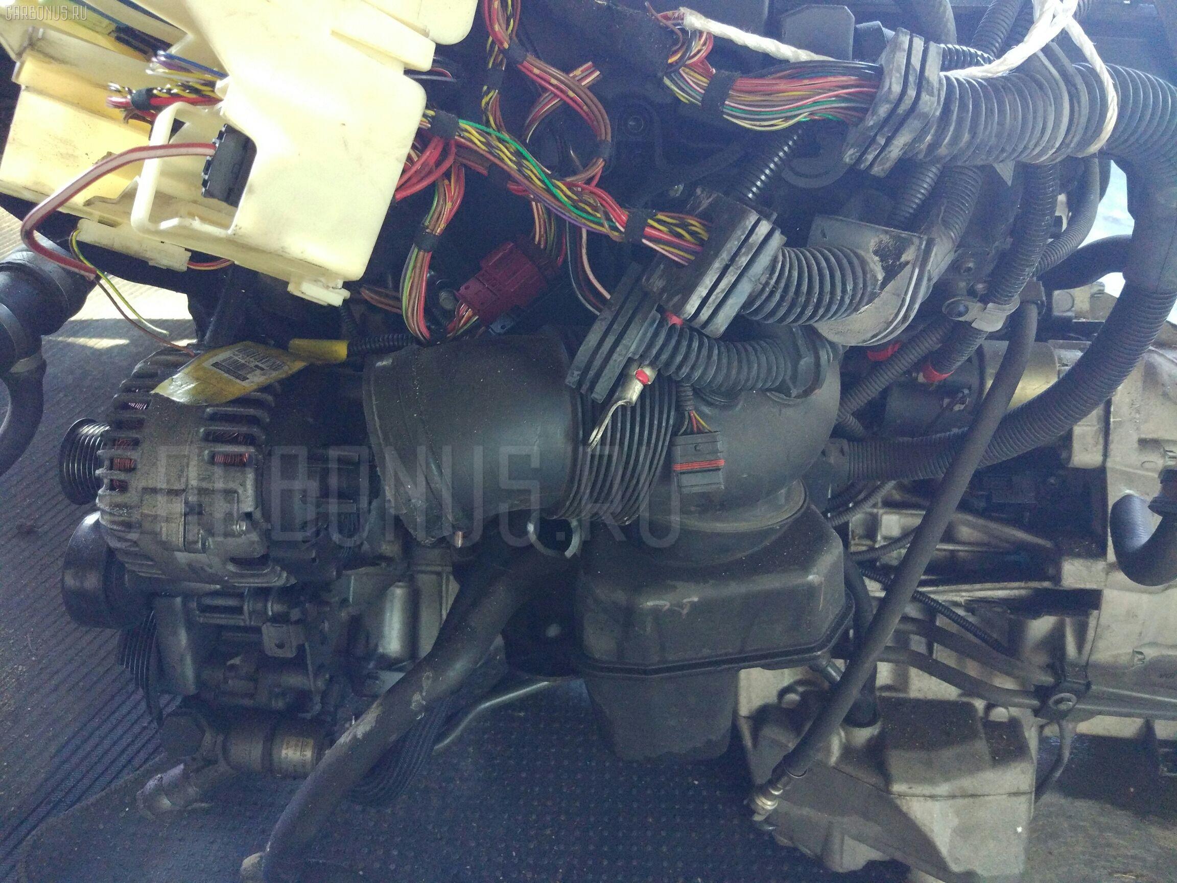 Двигатель Bmw 5-series E60-NA52 M54-256S5 Фото 1