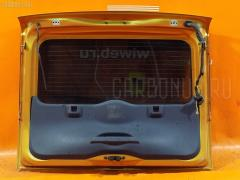 Дверь задняя на Peugeot 1007 KMKFV