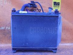 Радиатор ДВС TOYOTA SUCCEED NCP51V 1NZ-FE