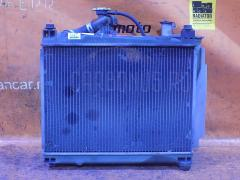 Радиатор ДВС TOYOTA PLATZ NCP12 1NZ-FE