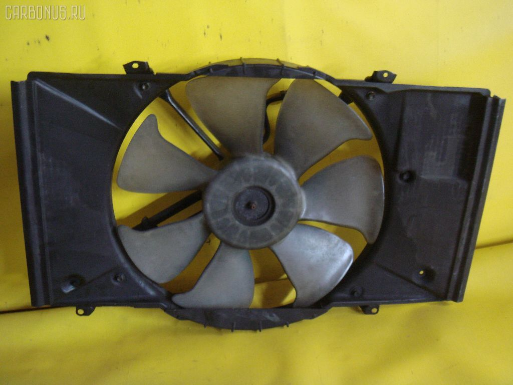 Диффузор радиатора TOYOTA CELSIOR UCF21 1UZ-FE. Фото 1