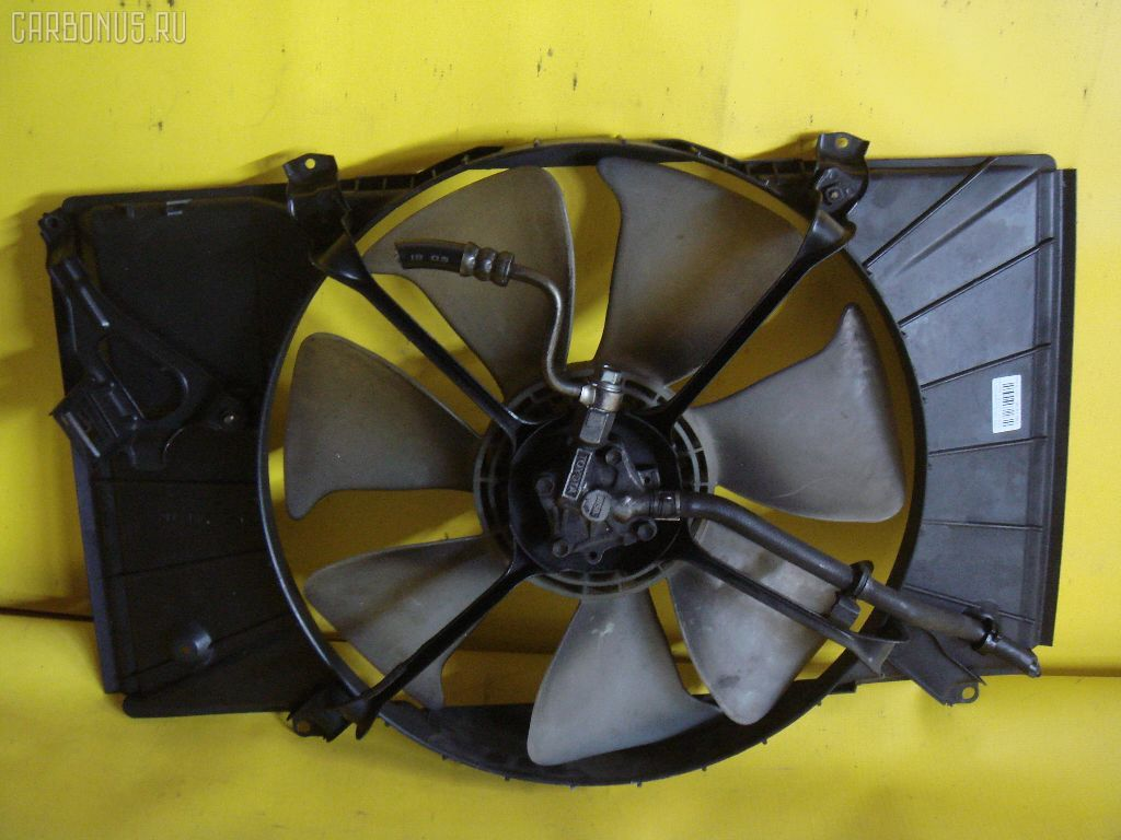 Диффузор радиатора TOYOTA CELSIOR UCF21 1UZ-FE. Фото 2