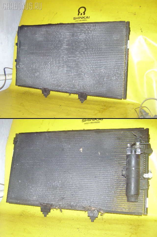 Радиатор кондиционера TOYOTA CELSIOR UCF21 1UZ-FE. Фото 4