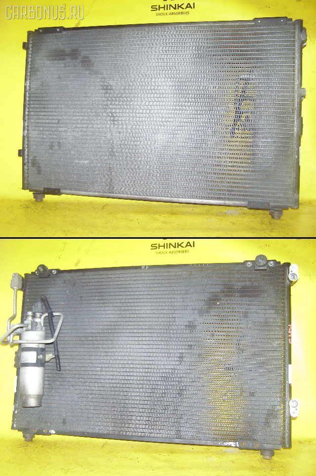 Радиатор кондиционера HONDA LEGEND KA9 C35A. Фото 8