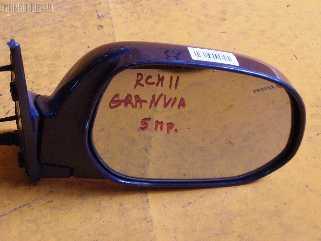 Зеркало двери боковой TOYOTA GRANVIA RCH11W Фото 1